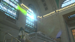 HD2008-8-24-1 Grand Central pan Stock Video Footage
