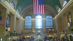 HD2008-8-24-5 Grand Central Stock Video Footage