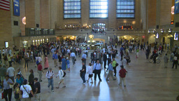 HD2008-8-24-7 Grand Central Stock Video Footage