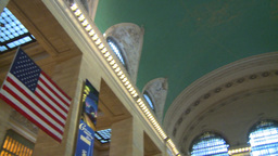 HD2008-8-24-9 Grand Central pan Stock Video Footage