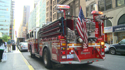 HD2008-8-24-19 FDNY fire truck Footage