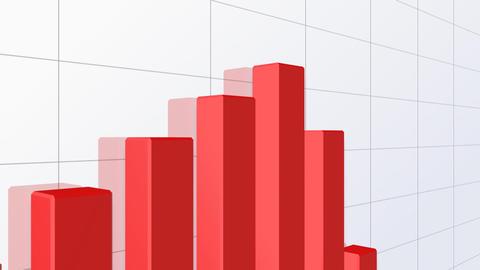 Graph 2 Jsw HD Stock Video Footage