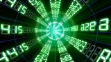 Data Tunnel Cc HD stock footage