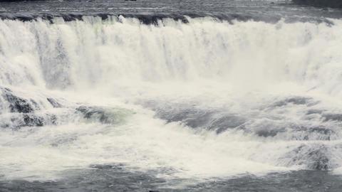 Dawson Falls 02 Footage