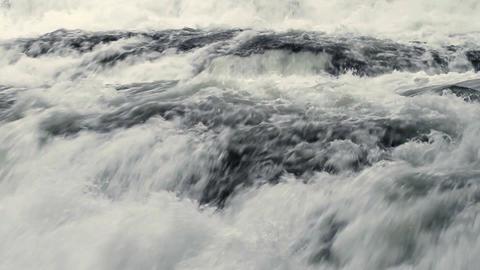 Dawson Falls cu 010 Footage