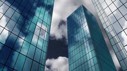 Large Corporate building Footage