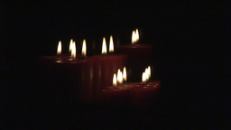 Stock Footage of a lighting Candle Footage