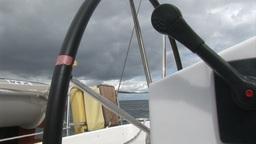 Stock Footage Sailing Footage