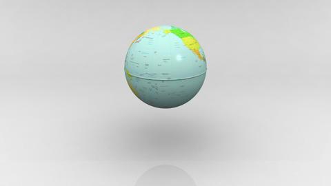 Earth crash Stock Video Footage