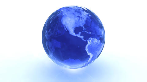 Earth plastic Stock Video Footage
