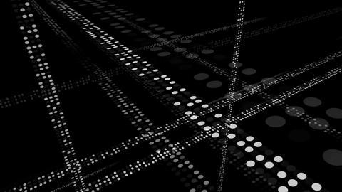 Digital network S Data C HD Animation