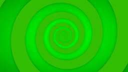 Green Swirl Stock Video Footage