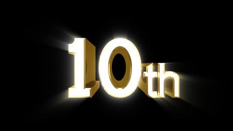 Day e 10 a HD Animation