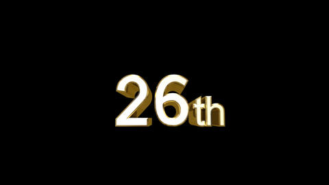 Day e 26 a HD Stock Video Footage