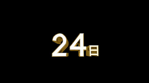 Day j 24 a HD Stock Video Footage