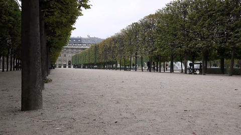Palais Royal Footage