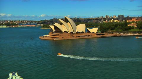Sydney Opera House 03 Footage