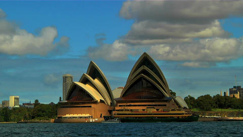 Sydney Opera House 05 Stock Video Footage