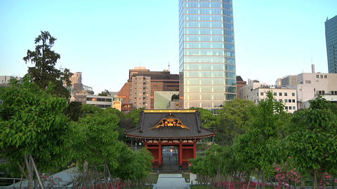 Tokyo Old and New Stock Video Footage