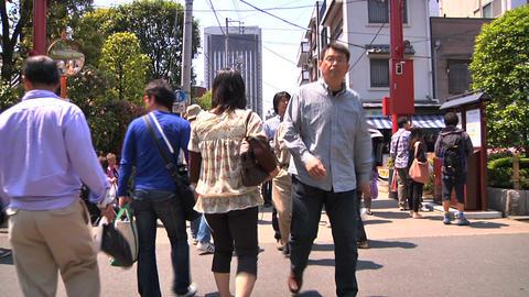 Tokyo Street 02 Footage