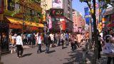 Tokyo Street 04 stock footage