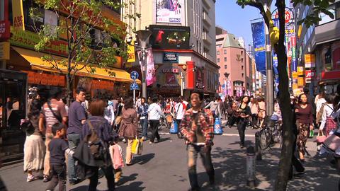 Tokyo Street 04 Footage