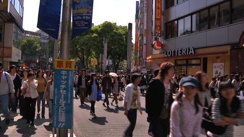 Tokyo Street 06 Stock Video Footage
