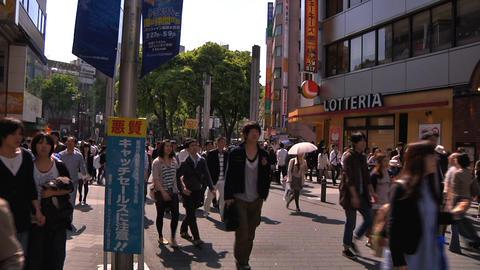 Tokyo Street 06 Footage