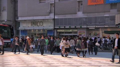 Tokyo Street 08 Stock Video Footage