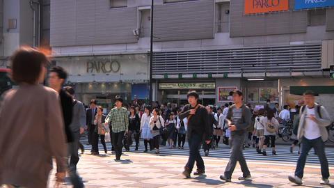 Tokyo Street 08 Footage