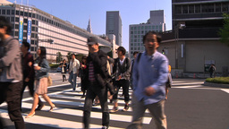 Tokyo Street 10 Stock Video Footage