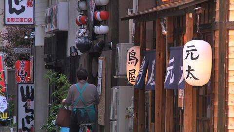 Tokyo Street 16 Footage