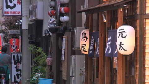 Tokyo Street 16 Stock Video Footage