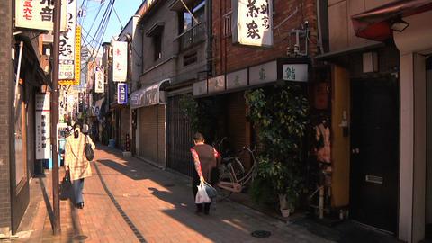 Tokyo Street 18 Footage
