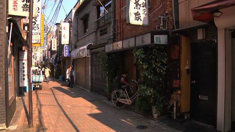 Tokyo Street 18 Stock Video Footage