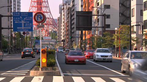 Tokyo Street 22 Footage