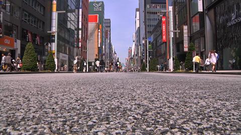 Tokyo Street 27 Footage