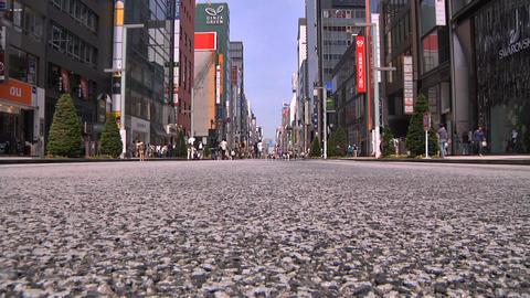 Tokyo Street 27 Stock Video Footage