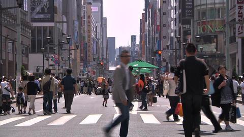 Tokyo Street 30 Footage