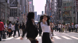 Tokyo Street 30 Stock Video Footage