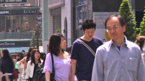 Tokyo Street 32 Stock Video Footage
