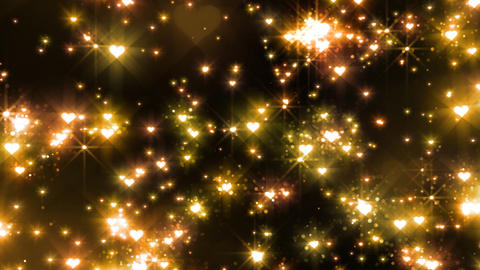 Color Sparkle EhFs HD Stock Video Footage
