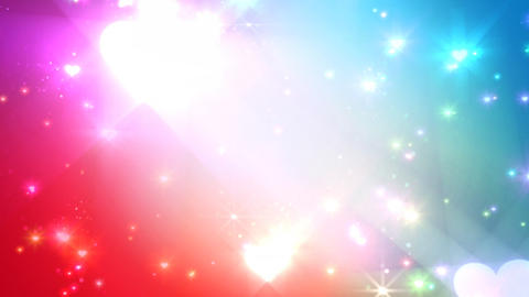 Color Sparkle AhCc HD Stock Video Footage