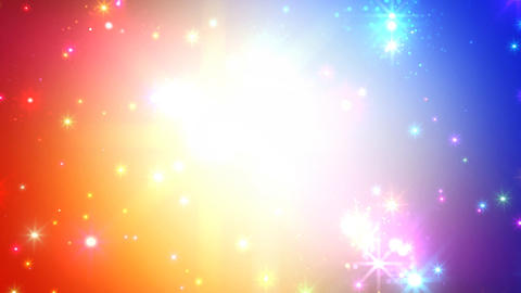 Color Sparkle AkCc HD Animation
