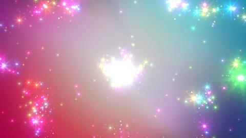 Color Sparkle CsCc HD Stock Video Footage