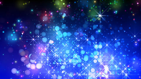Color Sparkle FkBs HD Stock Video Footage