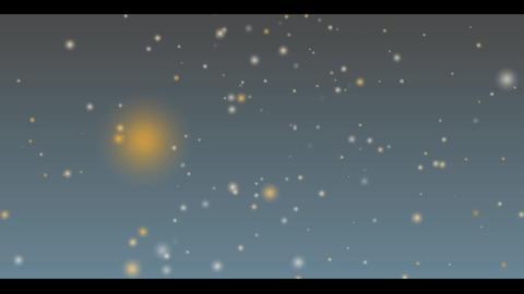Particle BG 4 Stock Video Footage