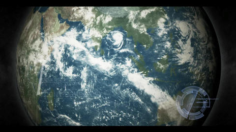 Digital Globe Copy Animation