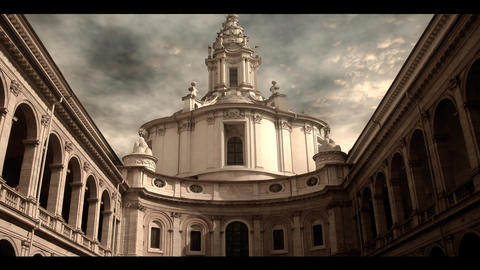 Roman architecture Animation