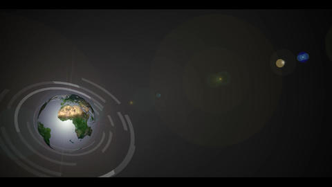 News Background Stock Video Footage